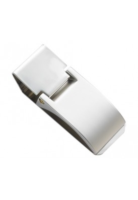 Elegant Two Tone Money Clip
