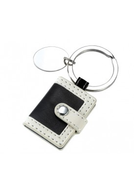 Mini Pocketbook Photo Key Chain