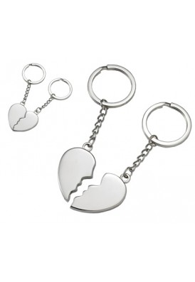 You Have My Heart Split Key Chain