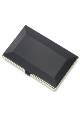 Black and Gold Card Case