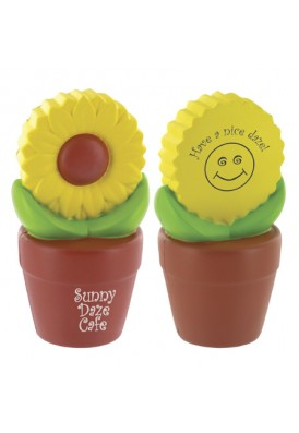 Sunflower Pot Stress Reliever