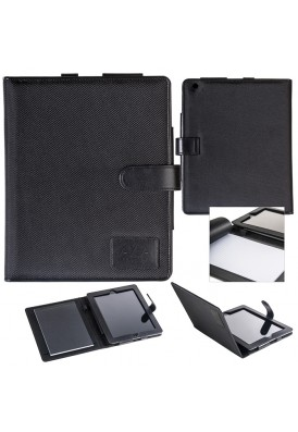 Executive Leather Trimmed iPad Portfolio