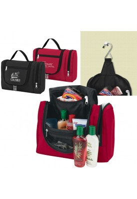 Bold Hanging Toiletry Case