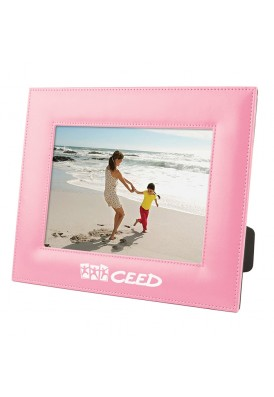 Stylish Leatherette Photo Frame 5x7