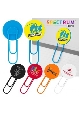 Large Round Color Bright Paper Clip