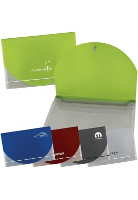 Accented Document Holder