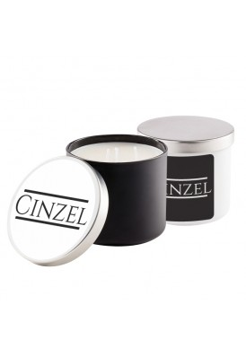 Premium High End 3 Wick Candle with Silver Lid - PHE