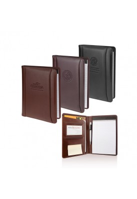 Tuscan Style Cowhide Jr Padfolio