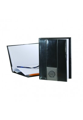 Dual Tone Premium Leatherette Executive Journal Book