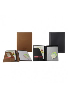 Whisper Cowhide Leather Portfolio