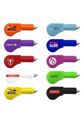 Colorplay USB Car Charger