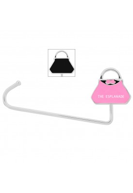 Pink Handbag Purse Hanger