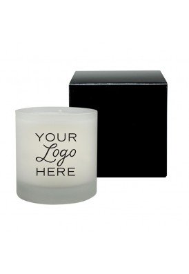 10 Oz Frosted Glass Candle Gift with Gift Box - PMOD (Premium Modern)