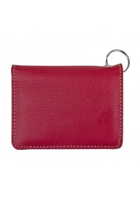 Lisette Leatherette Credit Card Wallet