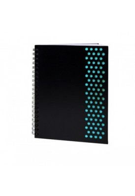 Isabella Trendsetter Dots Notebook 5x7