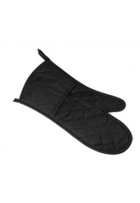 Cotton-Poly Twill Oven Mitt