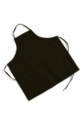 Cotton-Poly Apron Colored 2 Pocket