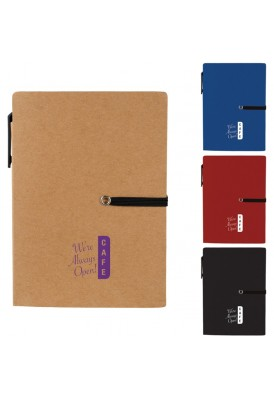 Mini Everything 5.5 x 4 Notebook with Sticky Notes