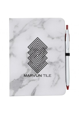 Trendy Marble Cover Notebook