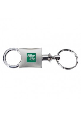 Pull Top and Detachable Valet Key Chain