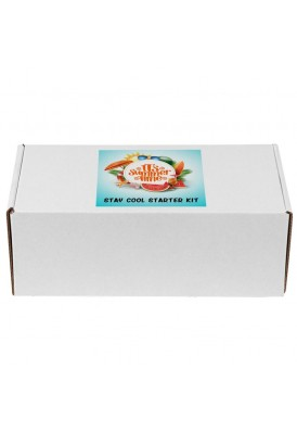 Custom Full Color CMYK Corrugated Boxes for Mailers Gifts and Kits 6x6x4