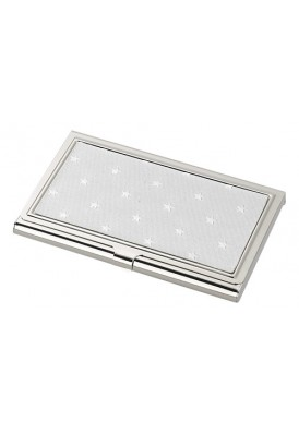 Card Case with Star Design