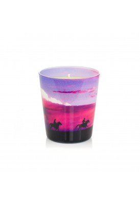 10 Oz Full Color Allover Full Body Wrap Printed Candle