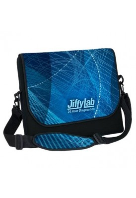 Neoprene Laptop Sleeve Briefcase Large, Full Color Imprinting and Sublimation