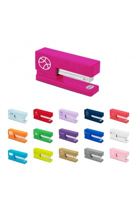 Color Play Executive Desktop Stapler