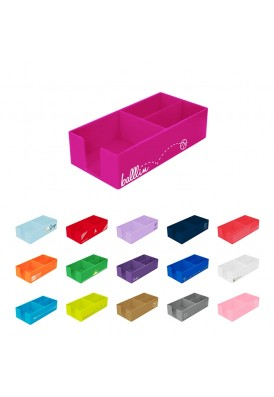 Color Play Executive Desktop Tray