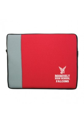 Two-Tone Neoprene Laptop Sleeve Small