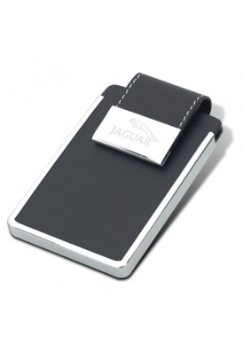 Faux Leather Executive Business Card Holder