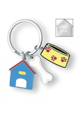 A Dogs Life Key Chain