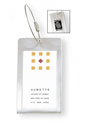 Business Card Luggage Tag II