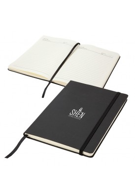 Professional Series Black 5x8 Leatherette Journal