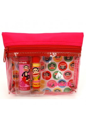 Custom Private Label Full Color Make-Up Pouch