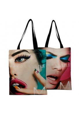 Custom Made Full Color Magazine Tote Bag