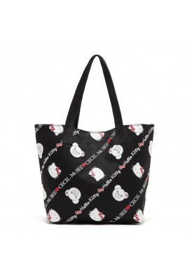 All Over Printed Canvas Bag