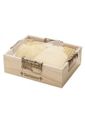 Spa Wooden Natural Gift Box Set
