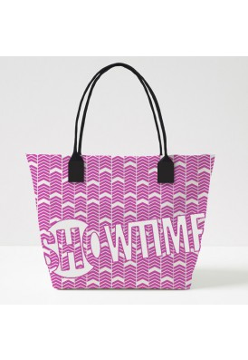 Full Color Sublimated Full Color Fashion Shoulder Tote