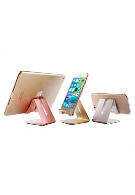 Metallic Lightweight Device Phone Stand Holder