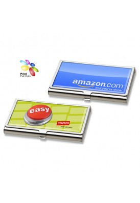 Full Color Business Card Case