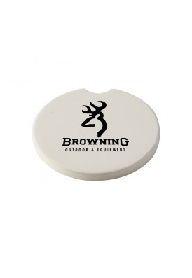 Round Absorbent Stone Coaster for Car