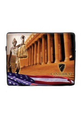 Full Color Two Sided Laptop Sleeve Fully Sublimated Medium
