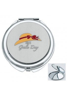 Full Color Round Mirror Compact