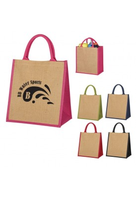 Reusable Durable Jute Gift Bag II