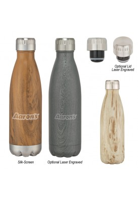 16 Oz Tapered Sports Bottle for Hot and Cold