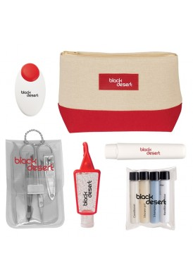 Designer Gift Set of Six Essential Beauty Items