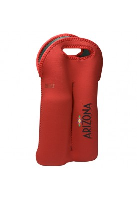 Neoprene Two Bottle Tote