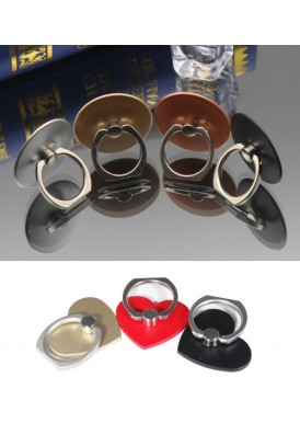 Metal Phone Grip Ring Accessory for Cell Phones and Smartphones